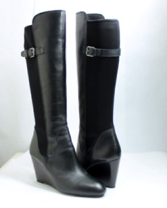 **Brand New**  Knee High Wedge Boots