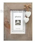 Shabby Chic Wooden Photo Frame