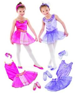 NEW: Dance Class Dress up Set (2 Sets of outfits - $25 only)