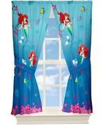 Little Mermaid Curtains