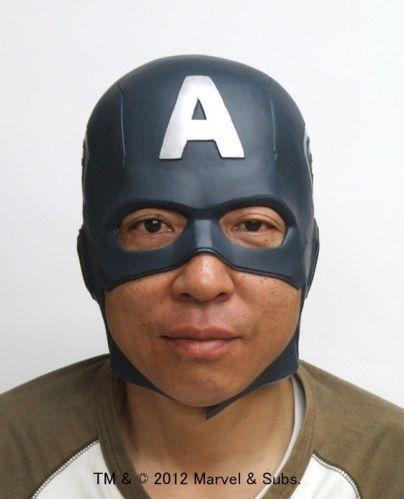 captain america mask ebay