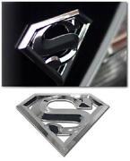 Superman Car Emblem