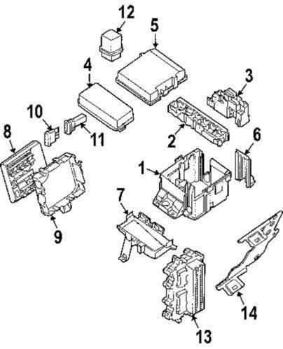 nissan fusible link  car  u0026 truck parts