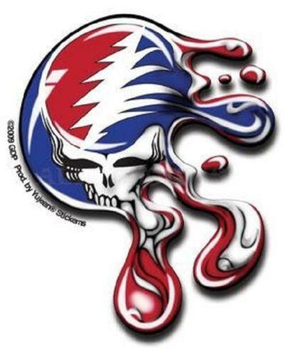 Grateful Dead Sticker Ebay