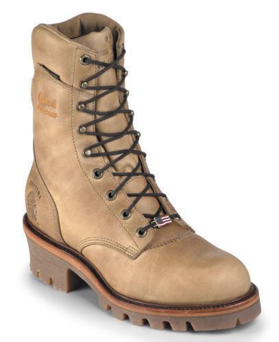 Chippewa Super Logger Boots Ebay