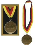 Medaille Geburtstag