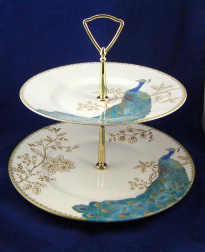 porcelain cake stand ebay. Black Bedroom Furniture Sets. Home Design Ideas