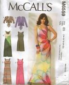 McCalls Dress Pattern