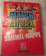 Match Attax Sammelalbum