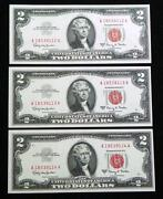 2 Dollar Bill Red Seal