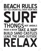 Beach Wall Stickers