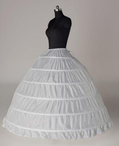 Single Hoop Wedding Gown Undergarment
