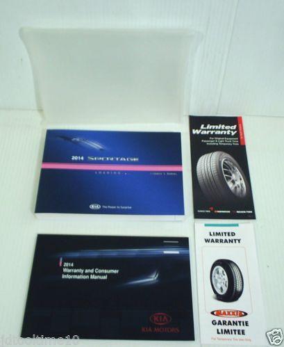 2012 kia sportage owners manual