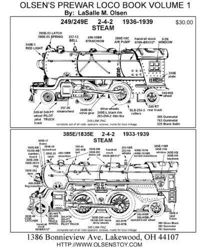 american flyer parts list with Lionel Prewar Loco on Steam Lo otive Parts Diagram in addition Spinning Wheel Maintenance moreover Wiring Lionel Train Parts Diagram also Lionel Prewar Loco additionally Steam.