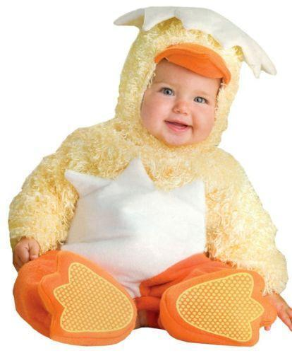 Baby Duck Halloween Costume Ebay