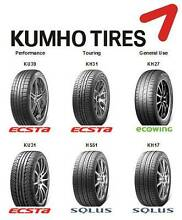 Discounted KUMHO Tyres Save $$$ incl FREE Mobile Service Southport Gold Coast City Preview