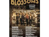 Blossoms Ticket