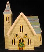 Dept 56 Snow Village Church