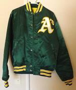 Oakland A'S Starter Jacket
