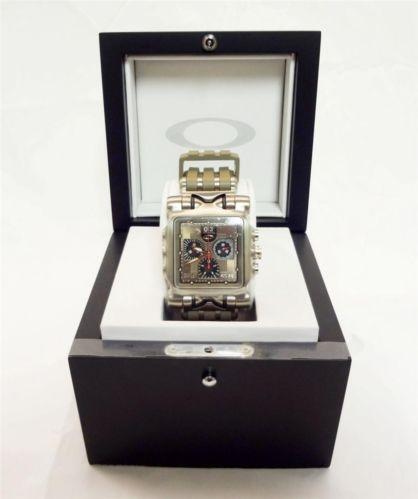 72b36cf1dae Oakley Watches - New