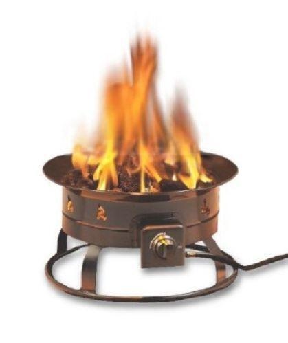 Portable Propane Fire Pit Ebay