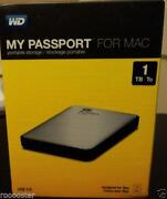 Western Digital Portable External Hard Drive 1TB
