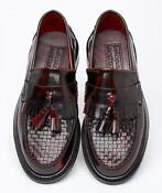 Basket Weave Shoes