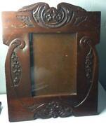 Art Nouveau Photo Frame