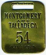 Brass Baggage Tags
