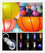 LED Light Keyring