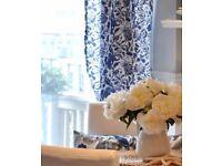 ikea emmie kvist curtains 145x300 . 2 pairs