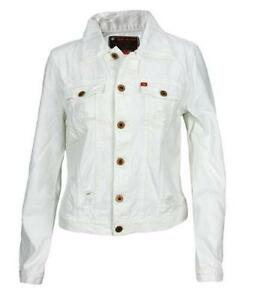 4d91d80986f1c White Jean Jacket XL