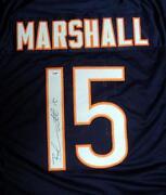 Brandon Marshall Autograph