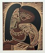 Picasso Linocut