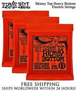Electric Guitar Strings Heavy
