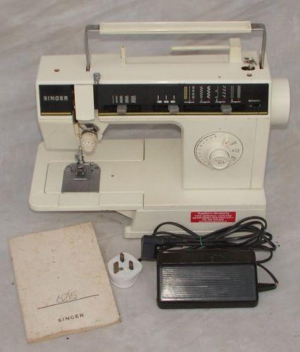 singer zig zag sewing machine