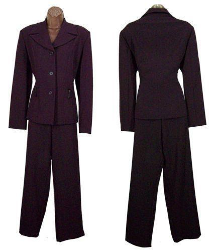 Womens Pant Suits Ebay