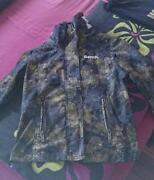Camouflage Jacke Damen