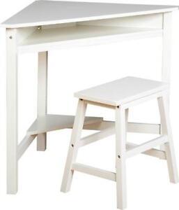 Childrens White Desks
