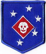 WW II Marine Patches