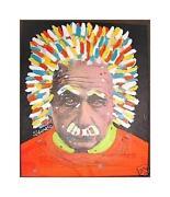 Einstein Painting