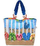 Flip Flop Beach Bag