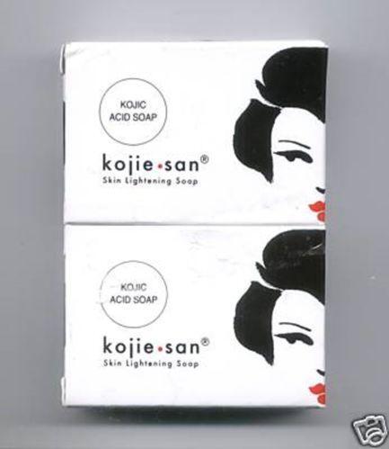 Kojie San Skin Lightening Kojic Acid Soap- Erases red ...