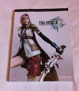 Final Fantasy 13 Guide