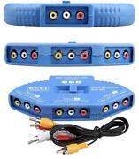 RCA Video Splitter