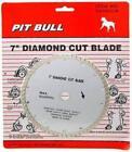 """7"""" Diamond Blade"""