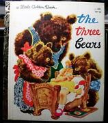 Little Golden Book The Three Bears