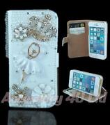 iPhone 4 Bling Wallet Case