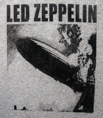 Led Zeppelin Baseball Shirt Ebay