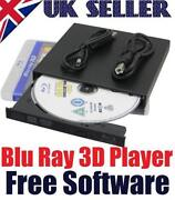 External Blu Ray Player